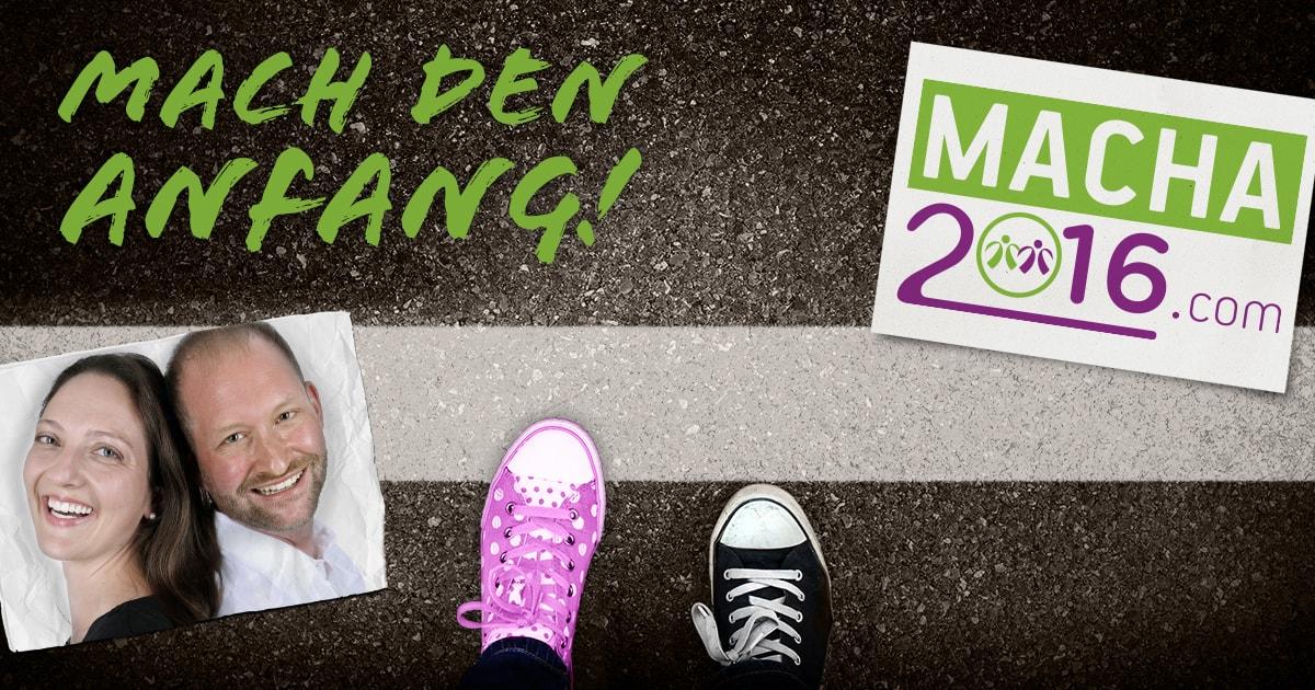 Online Kongress MACHA2016